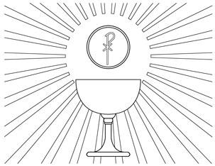 La Eucaristía title=La Eucaristía